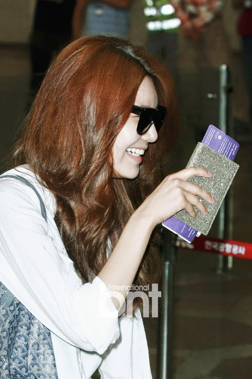 airport pic snsd sooyoung