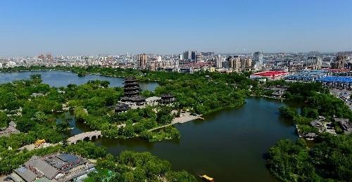 بحيرة دامينغ