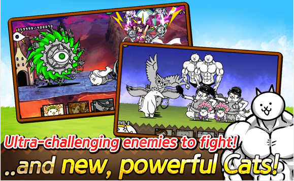 The Battle Cats v2.0.0 Apk Mod