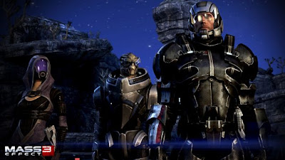 Screen Shot Of Mass Effect 3 (2012) Full PC Game Free Download At Downloadingzoo.Com