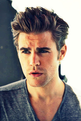 PAUL WESLEY SHORT HAIRCUT