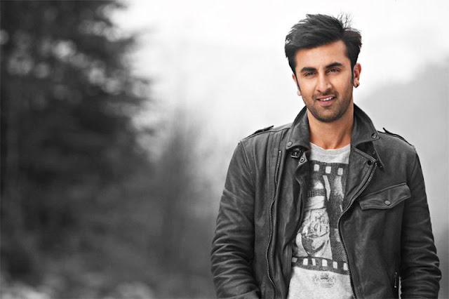 Ranbir Kapoor leather jacket in 'Yeh Jawaani Hai Diwaani'
