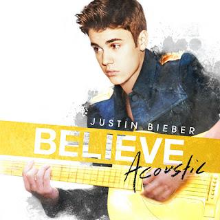 Justin Bieber Scores #1 Album Worldwide