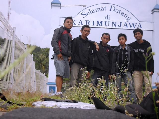 Bareng teman kelas tahun 2011