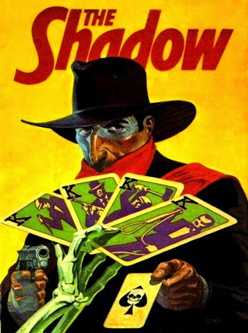 The Shadow Radio Shows (Over 200 Episodes) - Walter B. Gibson (Creator)