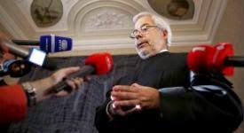 El presidente del Constitucional portugués, Joaquim Sousa Ribeiro. / EFE