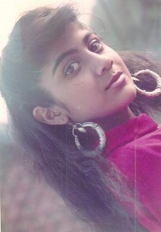 actress shilpa shetty childhood unseen photos