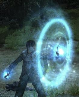 magiczna tarcza
