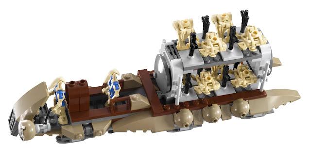 Lego Star Wars The Battle Of Naboo 7929 Lego Star Wars The Battle