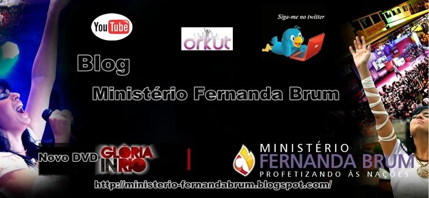 Ministério Fernanda Brum