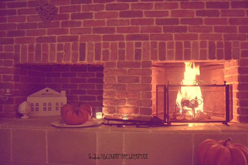 Halloween at home - shabby&countryLife.blogspot.it