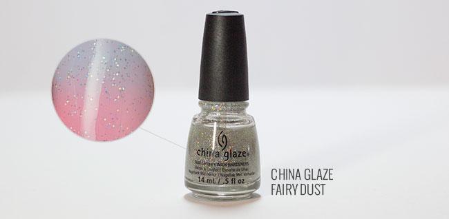 China Glaze Fairy Dust