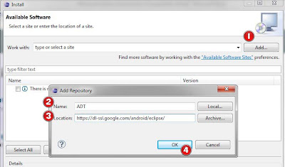 Download ADT Plugin Eclipse