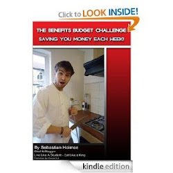 Try my budget challenge by purchasing my book