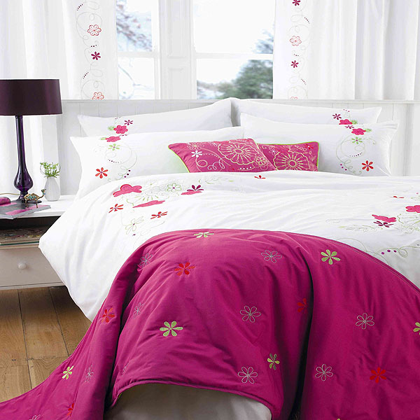 Embroidered Bedding Designs 2012 - Interior Design Ideas ...