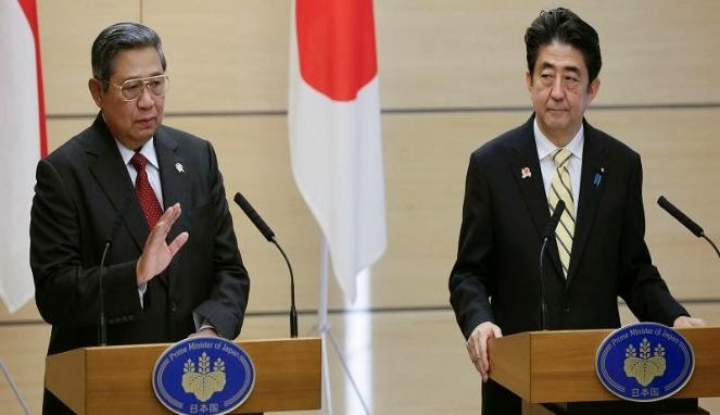 Hubungan Baik Jepang-China Penting Bagi Stabilitas Asia