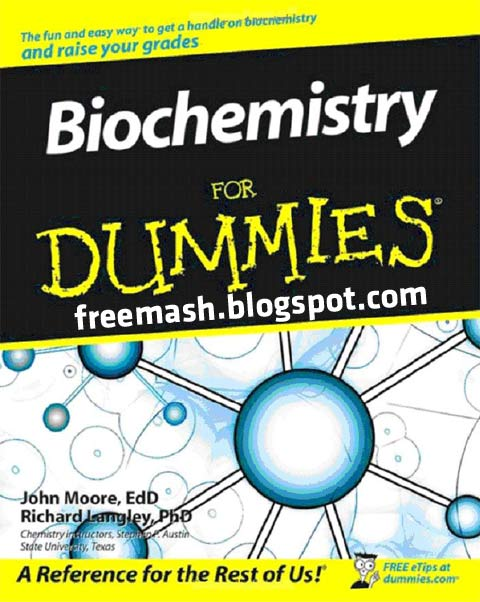 Biochemistry for Dummies PDF Ebook Free Download