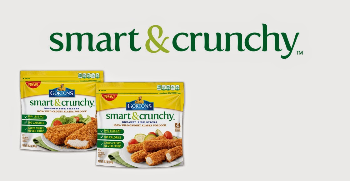 Gortons smart and crunchy sweepstakes
