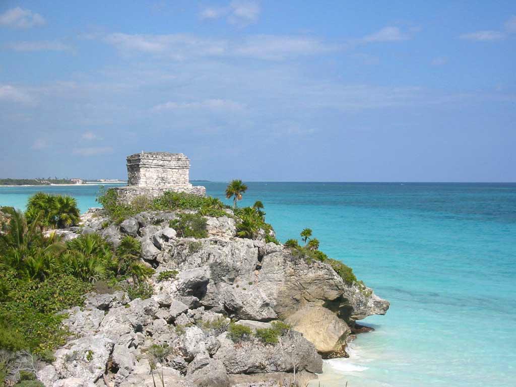 As ruínas maias - uma atração única nas ilhas do Caribe
