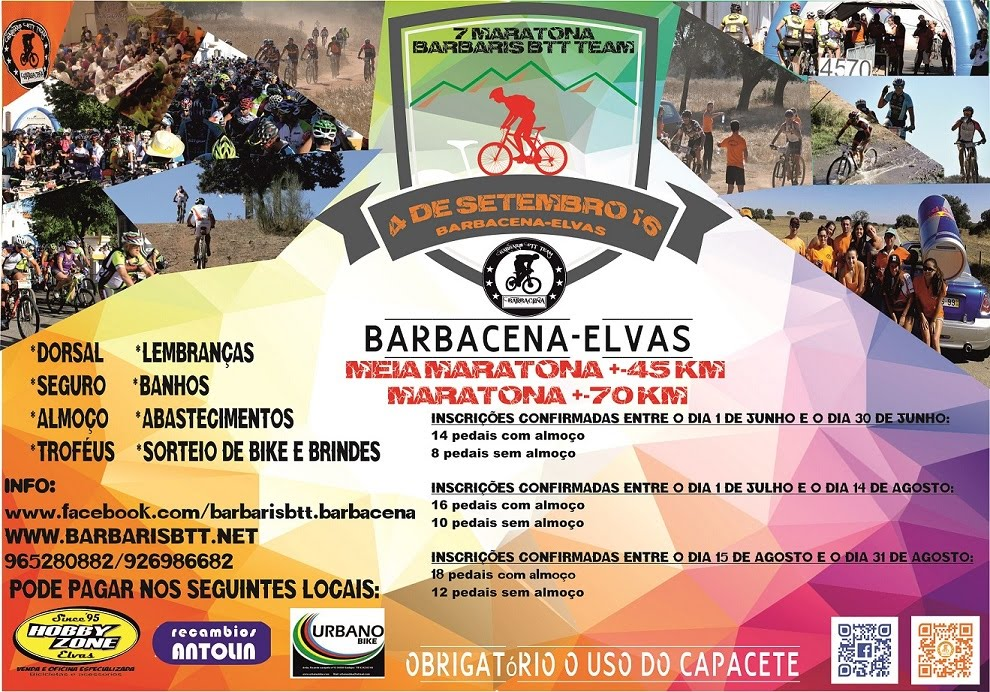 7ª Maratona  Barbaris-Barbacena