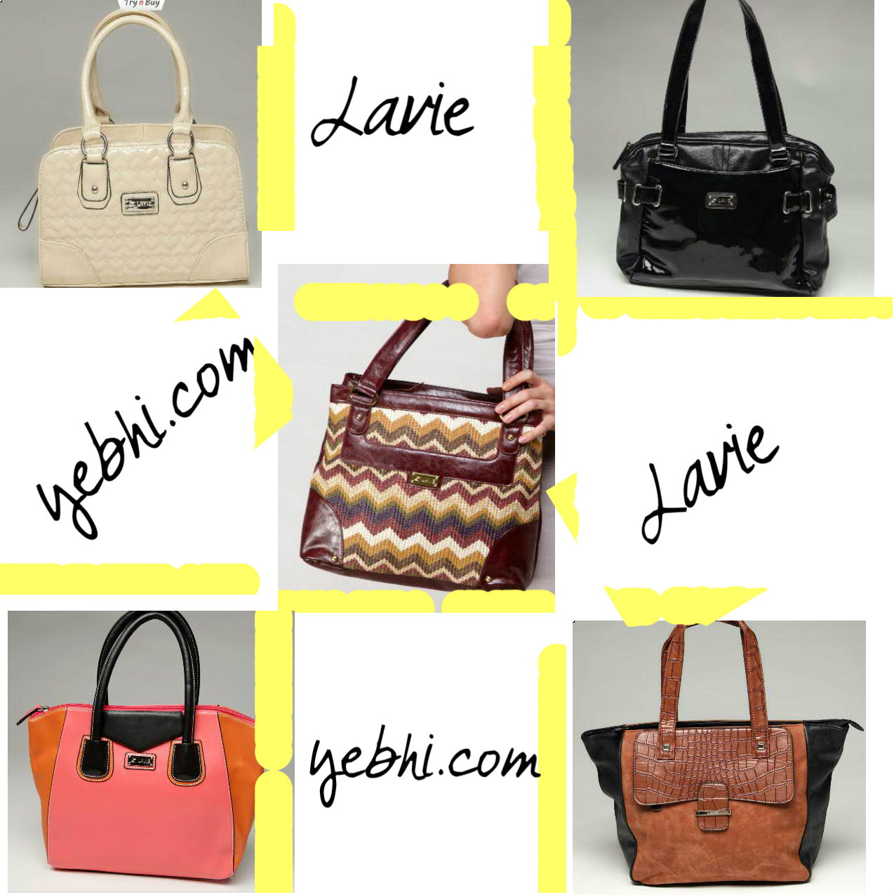 26d54b6f0f7 Shop for Lavie Handbags and Meet Kareena Kapoor - Shopping