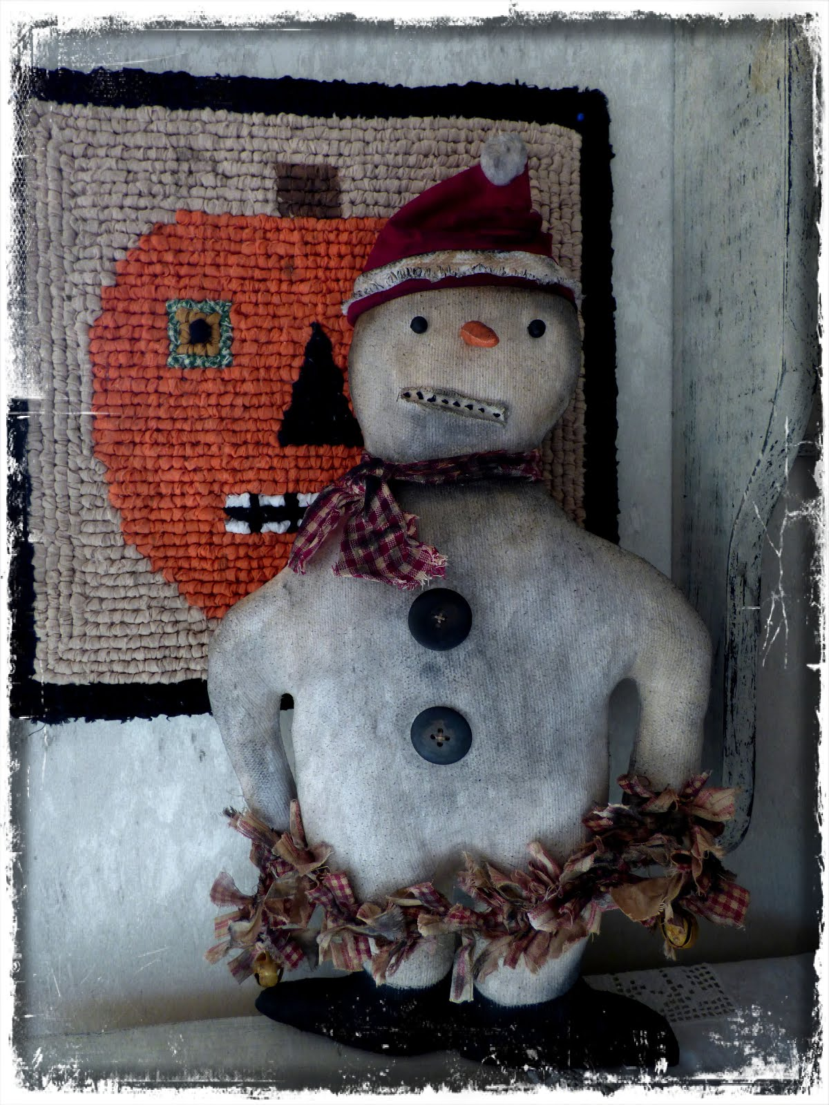 Snowman Walt
