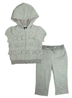 roupa calvin klein, roupa infantil, roupa infantil importada, lindo conjunto meninas, calvin klein para bebe