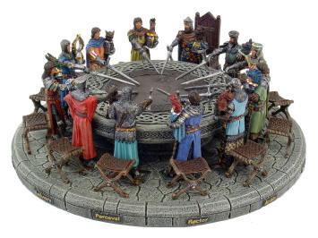 Forza pergo i cavalieri della tavola rotonda - I dodici della tavola rotonda ...