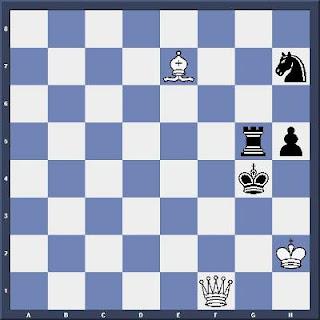 Echecs & Tactique : Les Blancs jouent et matent 3 coups