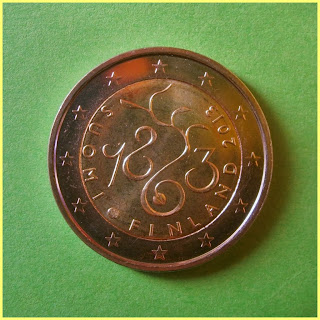 2 Euros 2013 Finlandia