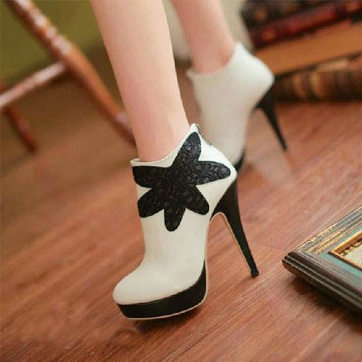 spring shoes trends ..