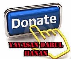 Sumbangan ke Yayasan Darul Hanan