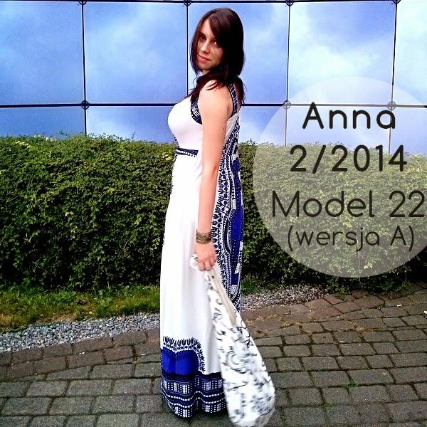 Maxi sukienka – Anna 2/2014