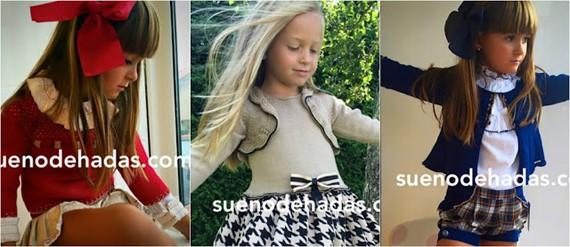 moda infantil hadas