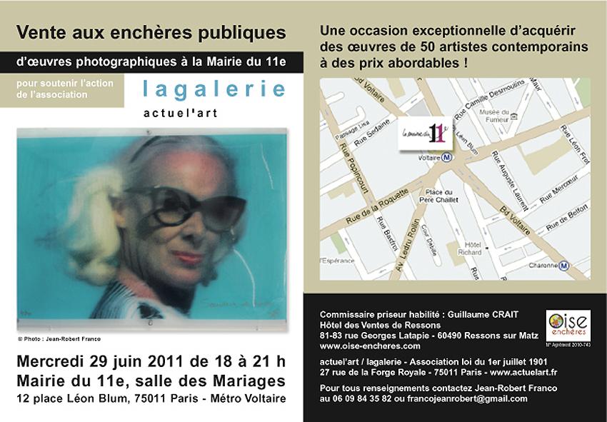 d sa 39 corps la galerie actuel 39 art vente aux ench res publiques le 29 juin 2011 paris. Black Bedroom Furniture Sets. Home Design Ideas