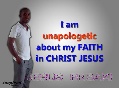Unapologetic Jesus Freak!