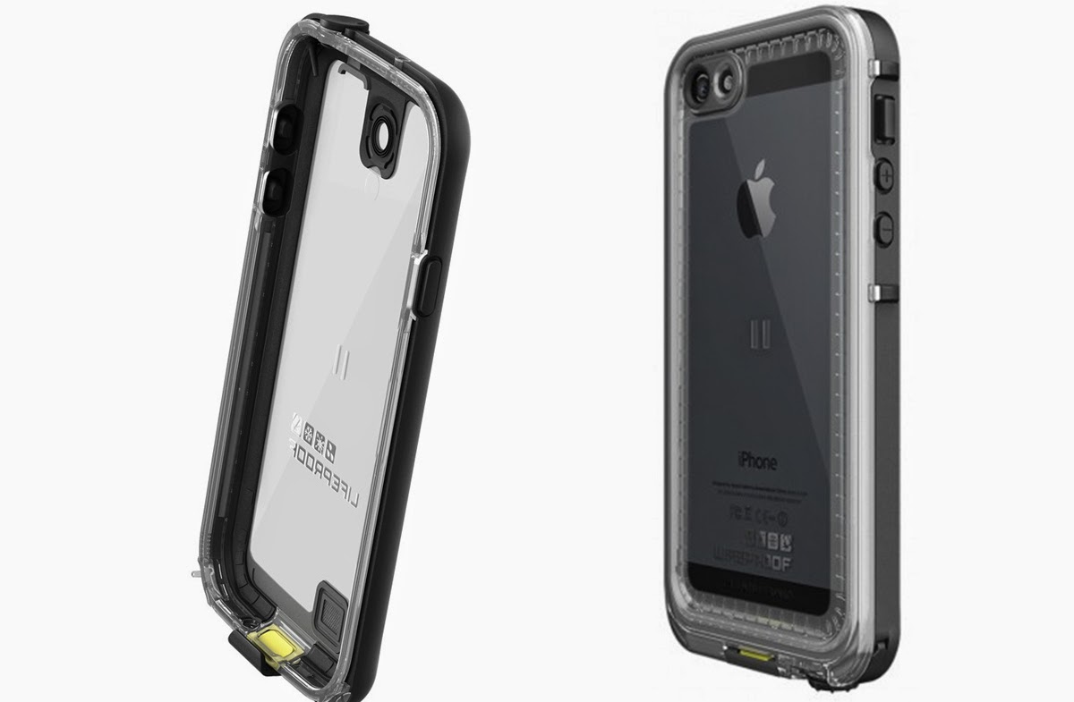 Fundas sumergibles iPhone