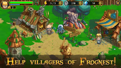 League of Heroes™ v1.3.339 Game for android Apk