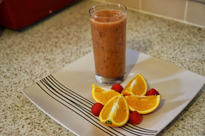 How to Make Fruit Smoothie – Nigerian Food Recipes