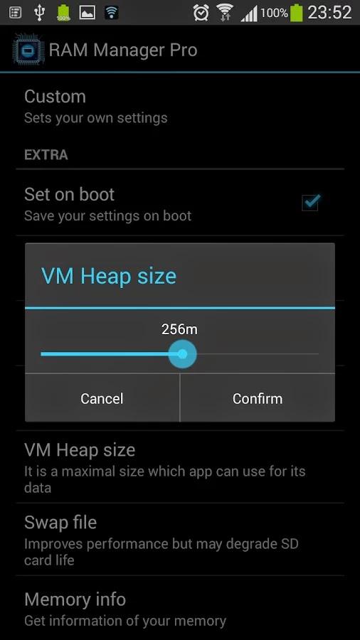 RAM Manager Pro v6.1.2