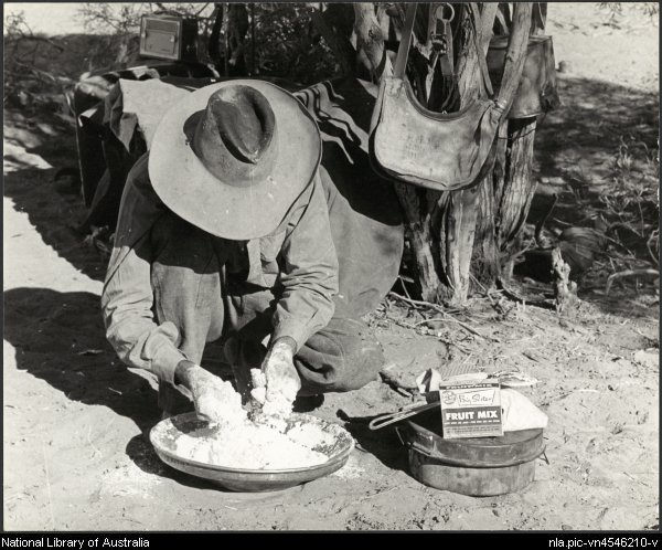 Australian johnny cake recipe
