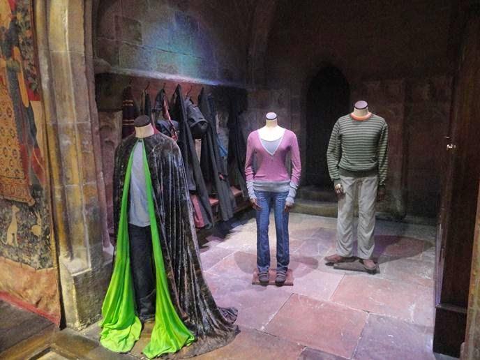 A Capa da Invisibilidade - Visitando os Estúdios de Harry Potter em Londres