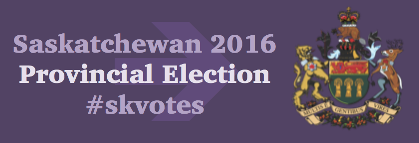 Saskatchewan Provincial Election 2016