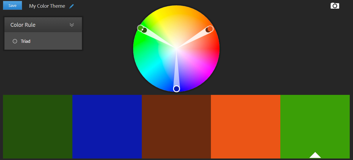 kombinasi warna yang tepat untuk desain belajar desain