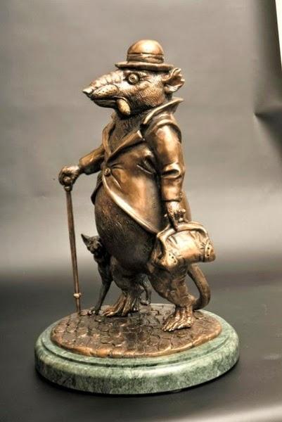 скульптура Анны Волошко