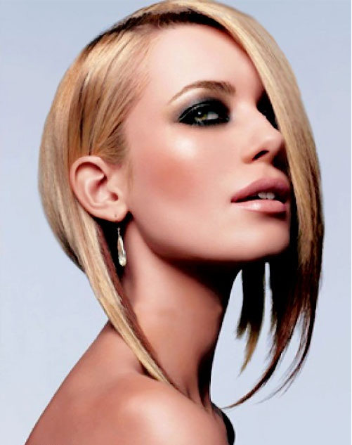 The Enchanting Platinum Blonde Short Hairstyles Picture