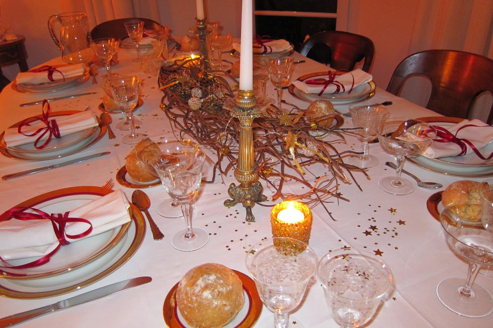 cr ation baka lila d coration table no l 2014 On decoration janvier
