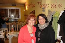 Maxine Thomas ♥ and me