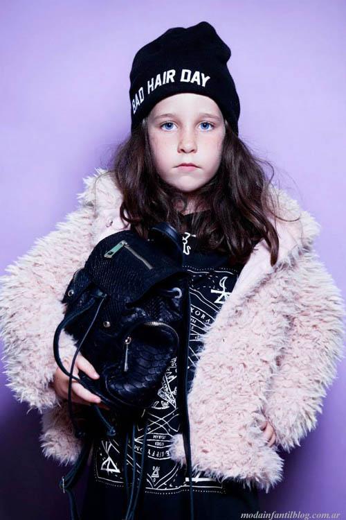 complot mini sacos de abrigo nenas otoño invierno 2014