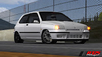 Clio Williams y 205 GTI rFactor 3